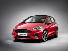 Az új generációs Ford Fiesta
