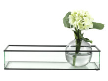 Tray ALVAR W30xL10xH6cm glass (39,95 DKK)