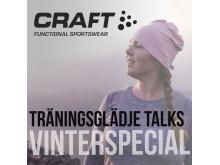 Podcasten Träningsglädje TALKS Vinterspecial