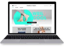 Launch des Marco Tozzi Onlineshops