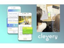 Clevery-App im Schultest am Elisabethgymnasium