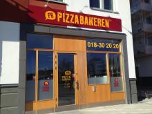 Pizzabakeren storefront