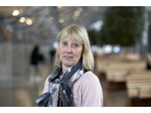 Lena Johansson, kommunikationsstrateg