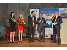 """Prof. Dr. Friedrich-Wilhelm Mohr, Leiter des Herzzentrums Leipzig, freute sich über den 2. Platz in der Kategorie """"Persönlichkeiten"""""""