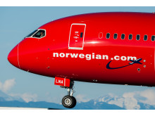 Norwegians Dreamliner. Foto: Chris Raezer