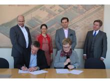 Gesunde Hochschule – Kooperationsvereinbarung mit der Techniker Krankenkasse verlängert