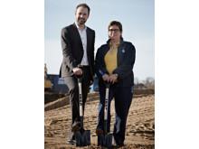 IKEA tager første spadestik til et mere bæredygtigt varehus