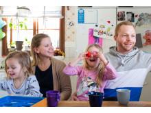 Familjen Sjöstedt