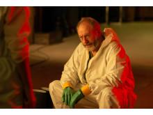 Wade Carter, Ebola-ekspert og tidligere professor