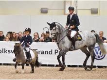 Invigning av Elmia Scandinavian Horse Show