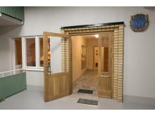Folkhemslägenheten, entré Foto: Karolina Kristensson, Nordiska museet