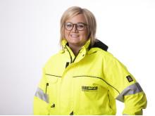 Ann-Sofi Persson, Miljö- och kvalitetschef på Abetong och Contiga AB