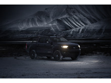 Ford Ranger Black Edition Svalbard