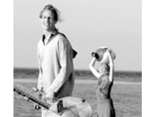 Nils Kercher &  Kira Kaipainen -Västafrikansk musik möter nordisk tradition