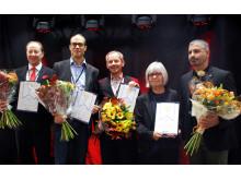 Finalister och vinnare i Strukton Innovation Award