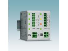 Den nye elektroniske automatsikringen CBMC fra Phoenix Contact