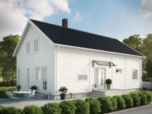SmålandsVillans husmodell Villa Eksjö