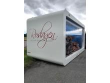 Visit Roslagens glasmodul