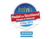 freshnlo Pedal for Scotland