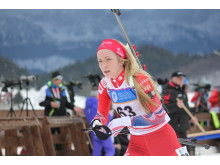 Emilie Kalkenberg, normalprogram ungdom kvinner, junior-VM 2016