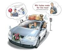Was darf man eigentlich im Auto?