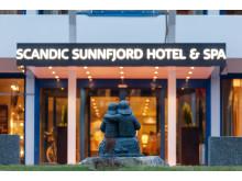 Scandic Sunnfjord Hotel og Spa i Førde
