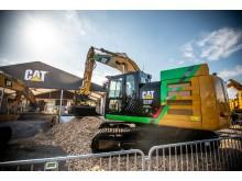Cat 323F Z-line Vei & Anlegg 2018