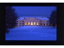 Drottningholms Slottsteater vinter 1