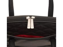 """Exklusiv Knomo Charlotte 14"""" superlätt laptop-väska"""