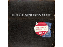 Omslag - Bruce Springsteen - The Album Collection Vol.1 1973-1984