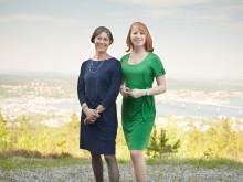 Monica Lindstedt och Annie Lööf