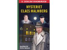 Omslag till boken Mysteriet Claes Malmberg