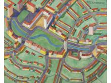 Stadsplan av Josef Frank
