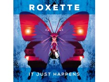 Roxette, It Just Happens - omslag
