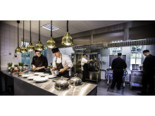 Nytt kök i Stallet ger möjlighet att laga mat på plats för upp till 300 gäster