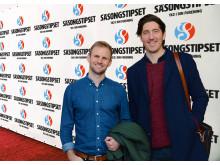 Kristian Claesson och Martin Magnusson