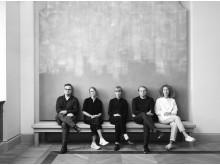 Matti Klenell, TAF Arkitekter; Gabriella Gustafson and Mattias Ståhlbom, Carina Seth Andersson and Stina Löfgren.