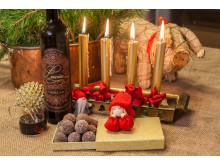 Smältande goda Chokladtryfflar med Lucia Choklad (71 kr, nr 76504)