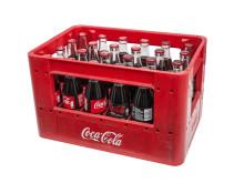 Punainen Coca-Cola pullokori siirtyy historiaan
