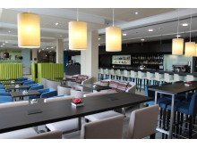 Quality Hotel Ostrava City, Lobby