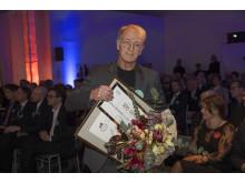 Tom Alandh, vinnare av Lukas Bonniers Stora Journalistpris 2017