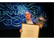 Måns Mosesson - Årets Berättare 2014