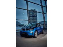 BMW i3 i Protonic Blue