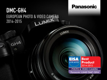 European Photo & Video Camera 2014-2015