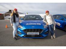 Rudskogen Ford Driving Skills for Life 2018