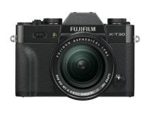 FUJIFILM X-T30 black XF18-55