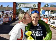 Michael Olsson vann Cykelvasan 90 2018