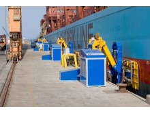 MoorMaster™ MM600 units in use at the Port of Salalah in Oman