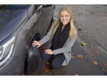 Dækkene, som er bilens vigtigste sikkerhedsudstyr, bør passe til årstiden.