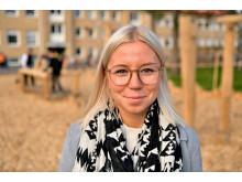 Tove Johansson från Gällivare nominerad till lärarpriset Guldäpplet